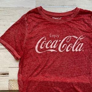 Burnout Coca Cola Retro Tee